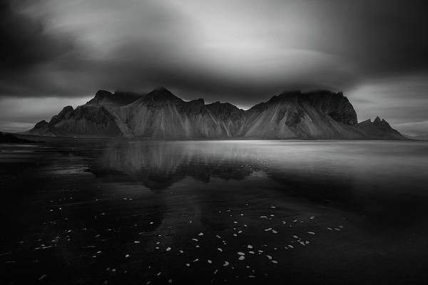 Wall Art - Photograph - Vestrahorn, A Perspective by Swapnil.