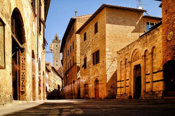 Photograph - Via San Giovanni by Fabrizio Troiani