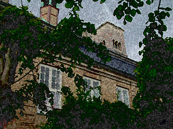 Photograph - Viborg Town Cathedral And Museum  by Colette V Hera  Guggenheim