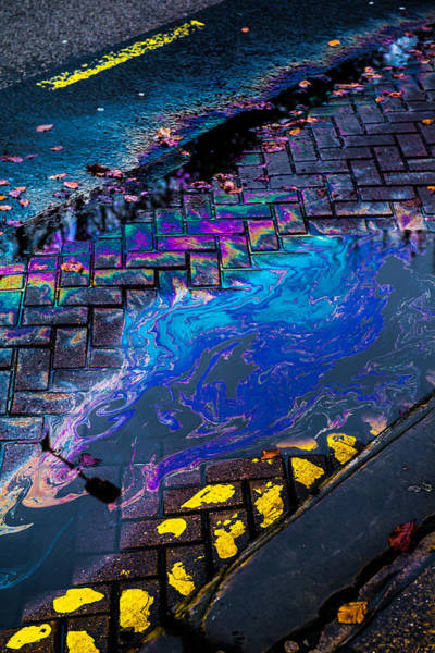 Photograph - Vibrant Street Colors by Dennis Dame