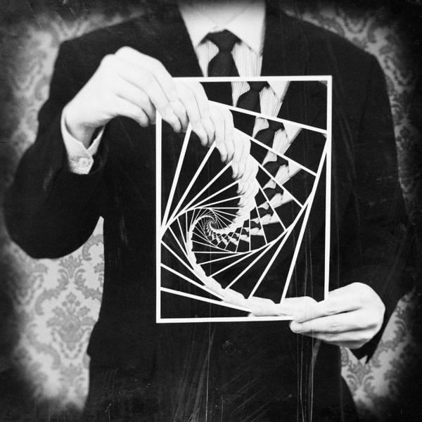 Philosophy Photograph - Vicious Circle by Zapista Zapista