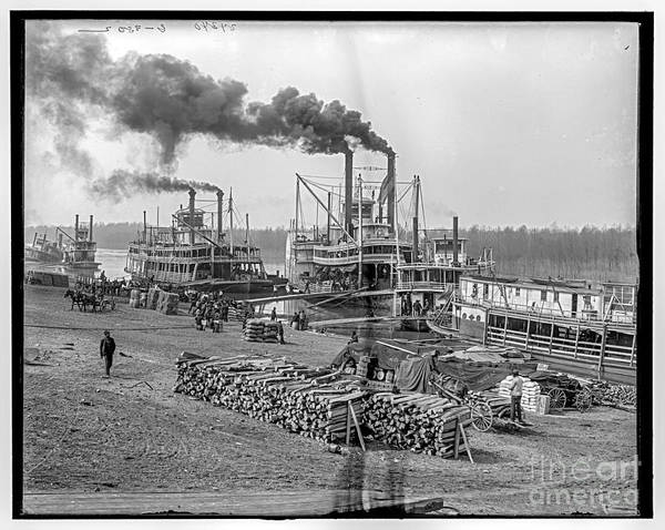 Photograph - Vicksburg Levee by Russell Brown