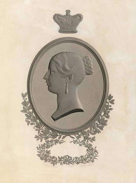 Iv Wall Art - Photograph - Victoria by Royal Institution Of Great Britain / Science Photo Library