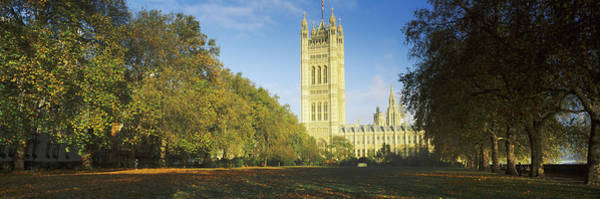 Victoria Tower Wall Art - Photograph - Victoria Tower At A Government by Panoramic Images