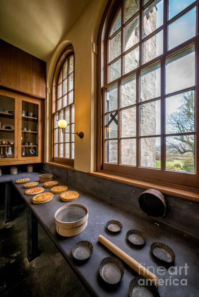 British Food Photograph - Victorian Baking by Adrian Evans