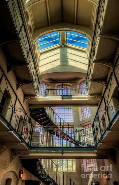 Skylights Wall Art - Photograph - Victorian Jail by Adrian Evans