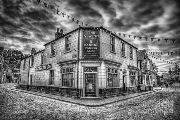Banners Photograph - Victorian Pub by Adrian Evans