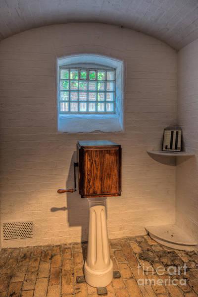 Vent Photograph - Victorian Punishment by Adrian Evans