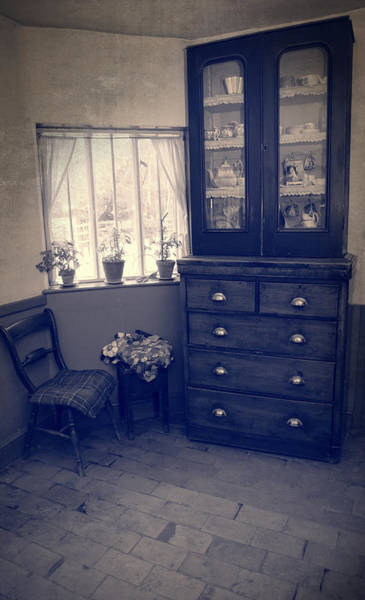 Drawers Photograph - Victorian Room by Amanda Elwell