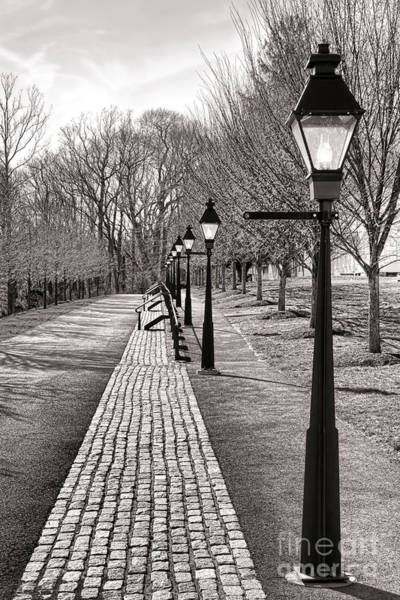 Photograph - Victorian Street Redux by Olivier Le Queinec