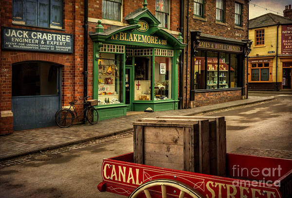 Wall Art - Photograph - Victorian Town by Adrian Evans