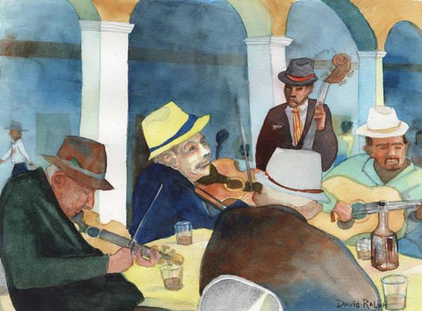 Painting - Vida De Musica by David Ralph