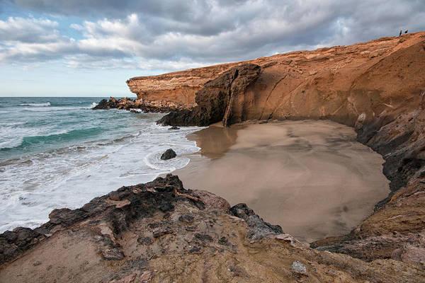 Canary Photograph - Viejo Rey Beach by Photography By Juances