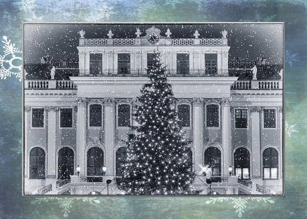 Photograph - Viennese Christmas Wonderland by Joan Carroll