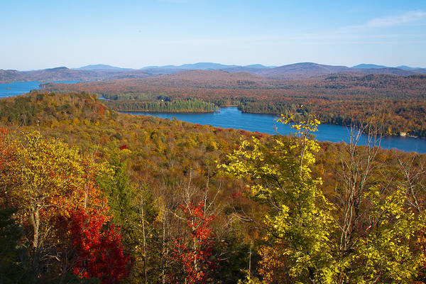Photograph - View From Bald Mountain by David Patterson