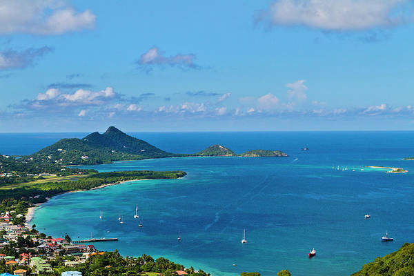 Headlands Photograph - View From Belair, Carriacou by Oriredmouse