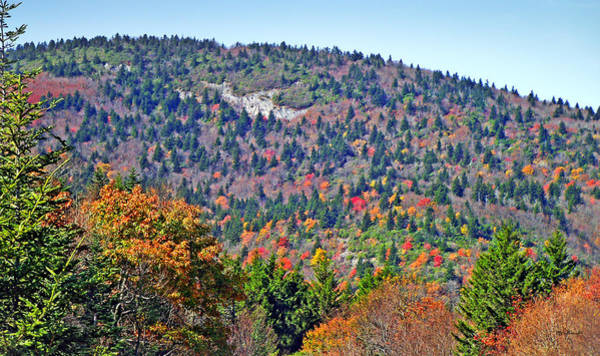 Photograph - View From Devil's Courthouse Rock 4 by Duane McCullough