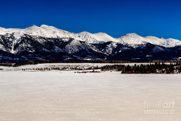 Photograph - View From Meadow Creek Resevoir by Jon Burch Photography