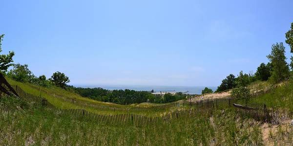 Holland State Park Photograph - View From Mount Pisgah by Michelle Calkins