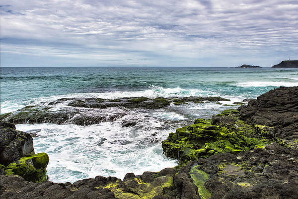 Photograph - View From Secret Beach by Belinda Greb