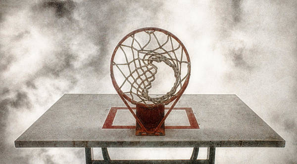 Photograph - View From The Court by Gary Slawsky