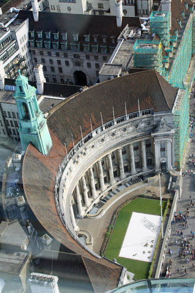 Photograph - View From The London Eye by Pat Moore