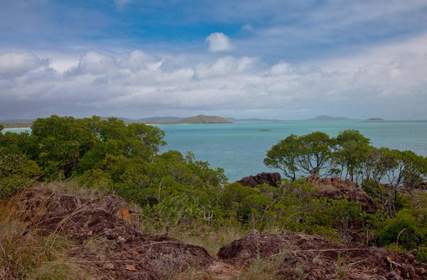 Far North Queensland Wall Art - Photograph - View Into The Gulf by Carole Hinding