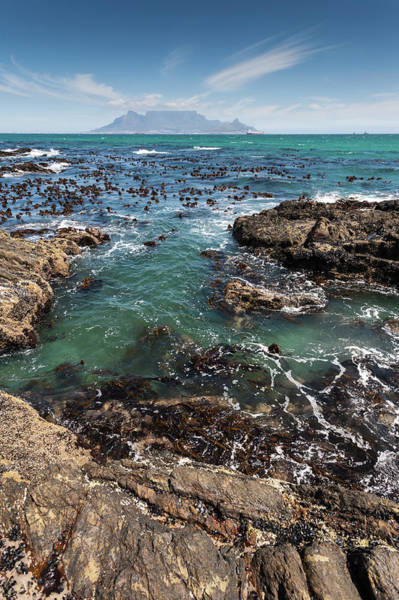 Wall Art - Photograph - View Of Cape Town by Paul Indigo