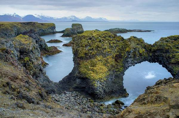 Wall Art - Photograph - View Of Iceland by The World Is Beautiful