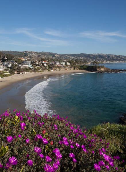 Photograph - View Of Laguna Beach by Cliff Wassmann