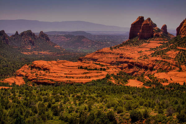 Photograph - View Of Sedona From The East by David Patterson