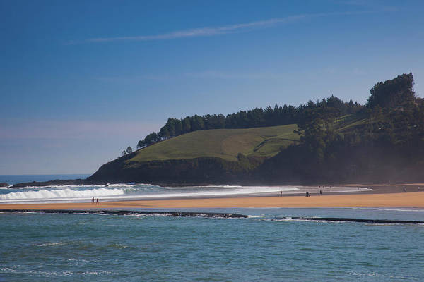 Basque Wall Art - Photograph - View Of The Headlands, Lekeitio, Biscay by Panoramic Images