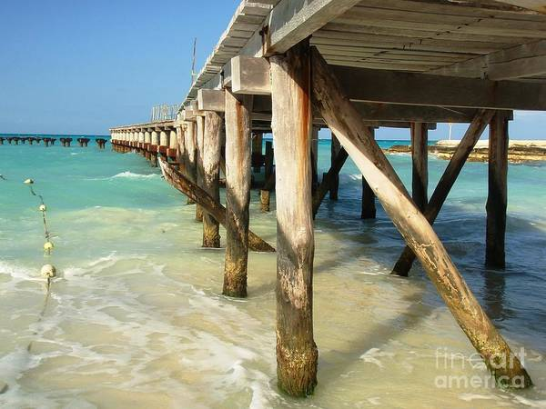 Photograph - View Of The Pier by Cristina Stefan