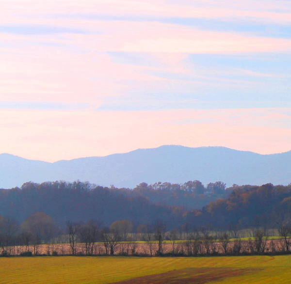 Photograph - View Of The Valley by Candice Trimble