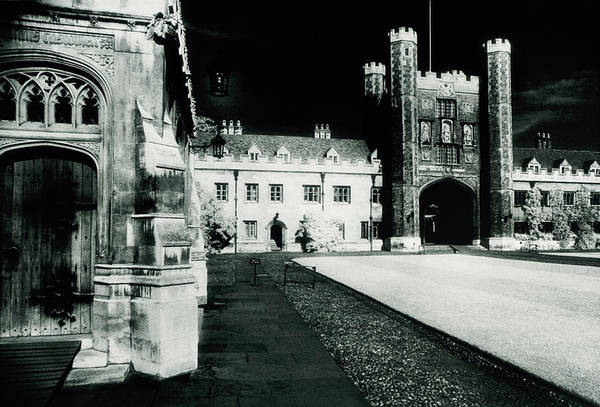 Trinity Photograph - View Of Trinity College by Simon Marsden/science Photo Library
