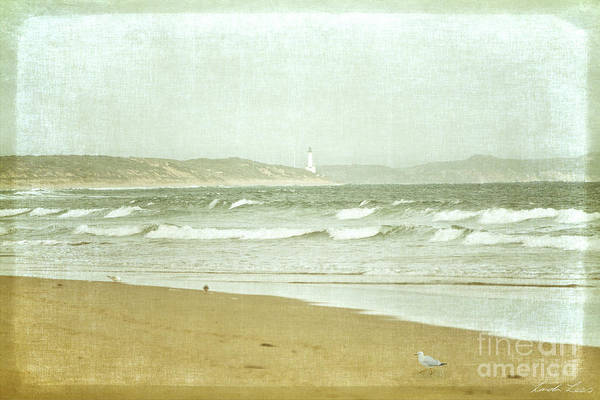 Ocean Grove Photograph - View To Point Lonsdale by Linda Lees