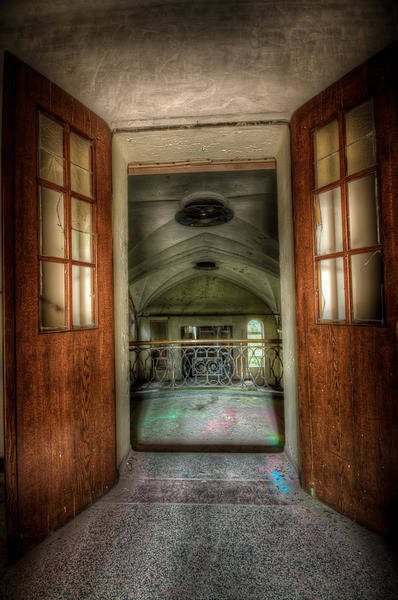 Wall Art - Digital Art - View To The Great Hall by Nathan Wright