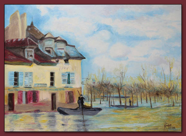 Villa Artisian Art Print