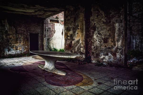 Photograph - Villa Muggia by Traven Milovich