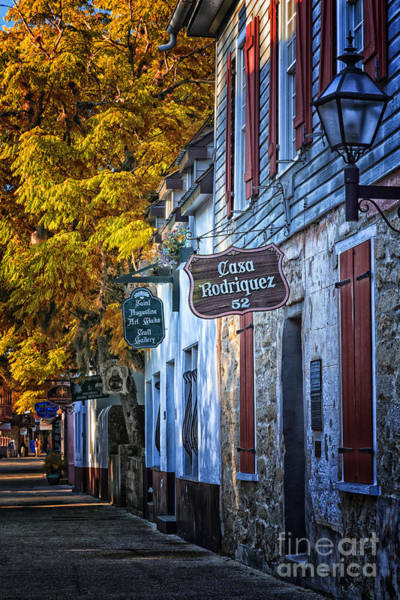 Photograph - Village Streets by Mary Lou Chmura