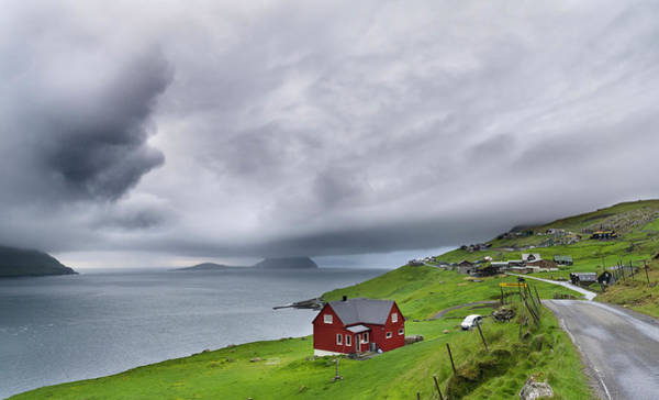 Archipelago Photograph - Village Velbastadur, Velbastathur by Martin Zwick