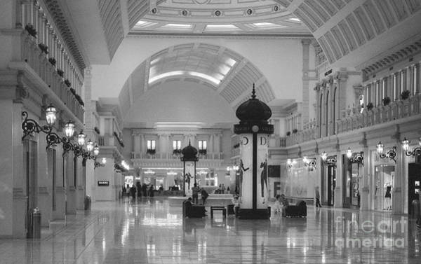 Photograph - Villagio Mall In Doha Qatar by Paul Cowan