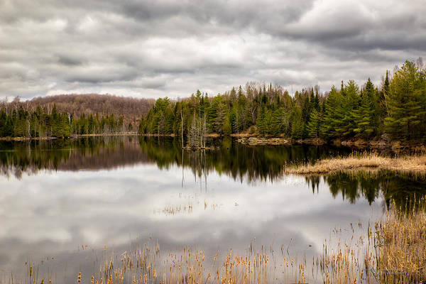 Earthtones Photograph - Vilneffs Lake by Dustin Abbott