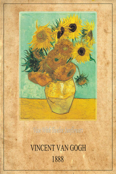 Photograph - Vincent Van Gogh 2 by Andrew Fare