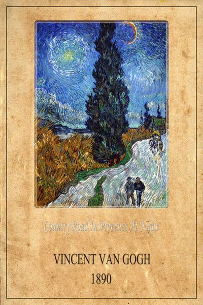 Photograph - Vincent Van Gogh 4 by Andrew Fare