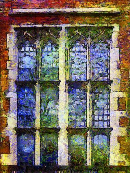 Painting - Vincent's Window by RC DeWinter
