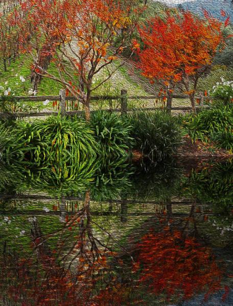 Photograph - Vine Lake by Michael Hope