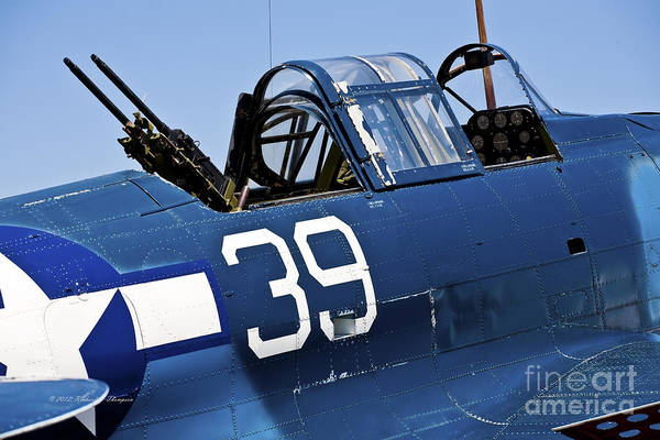 Photograph - Vintage Aircraft 14 by Richard J Thompson