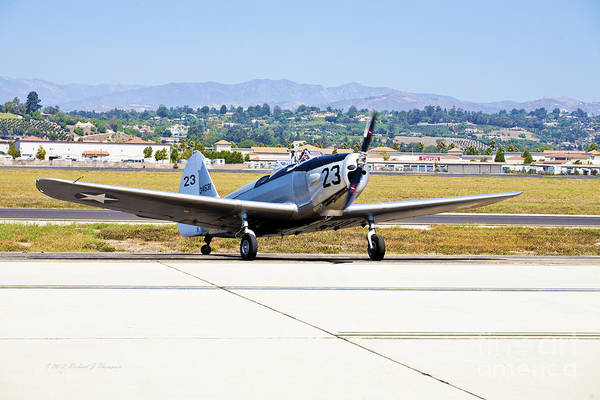 Photograph - Vintage Aircraft 6 by Richard J Thompson