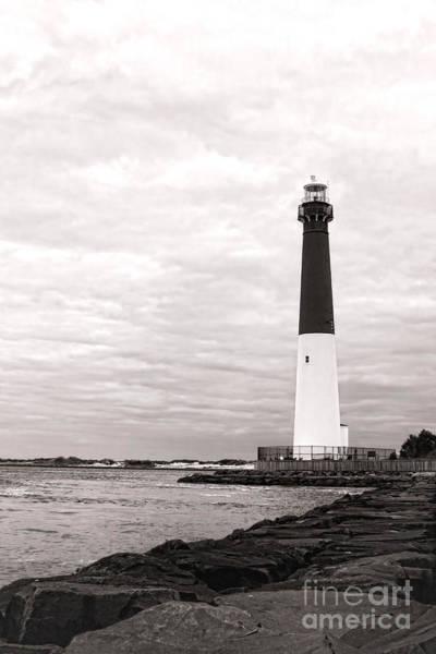 Barnegat Lighthouse Photograph - Vintage Barney by Olivier Le Queinec